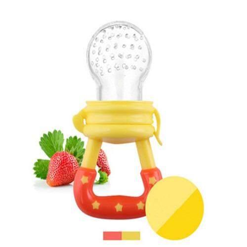 Susu Bayi Jus Buah Pengumpan Dot Bayi Makanan dan Sayur Gigitan Gigitan Musik Bayi-(