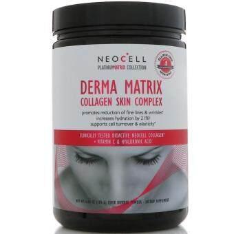 Neocell Derma Matrix, Collagen Skin Complex, 183g Powder