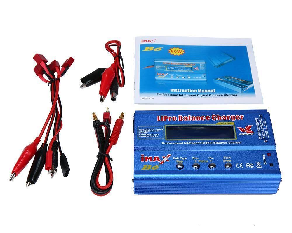 Rc Vehicles Batteries Buy At Best Price Tips On Powering Servos Receivers Radios And With Lipos Imax B6 Lipo Nimh Li Ion Ni Cd Battery Balance Digital Lcd Screen