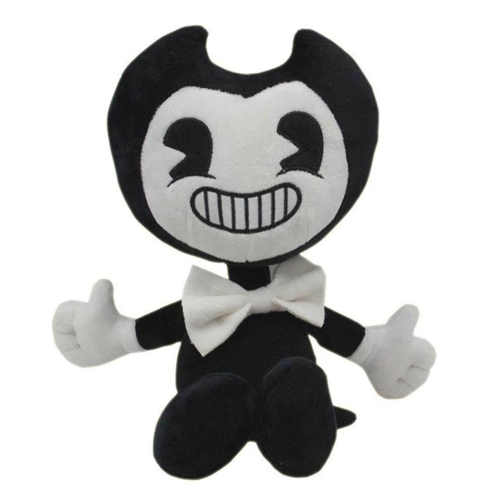 Yukufus Terbaru Bendy dan Mesin Tinta Bendy Mewah Figur Boneka Mainan 11.8 Inch