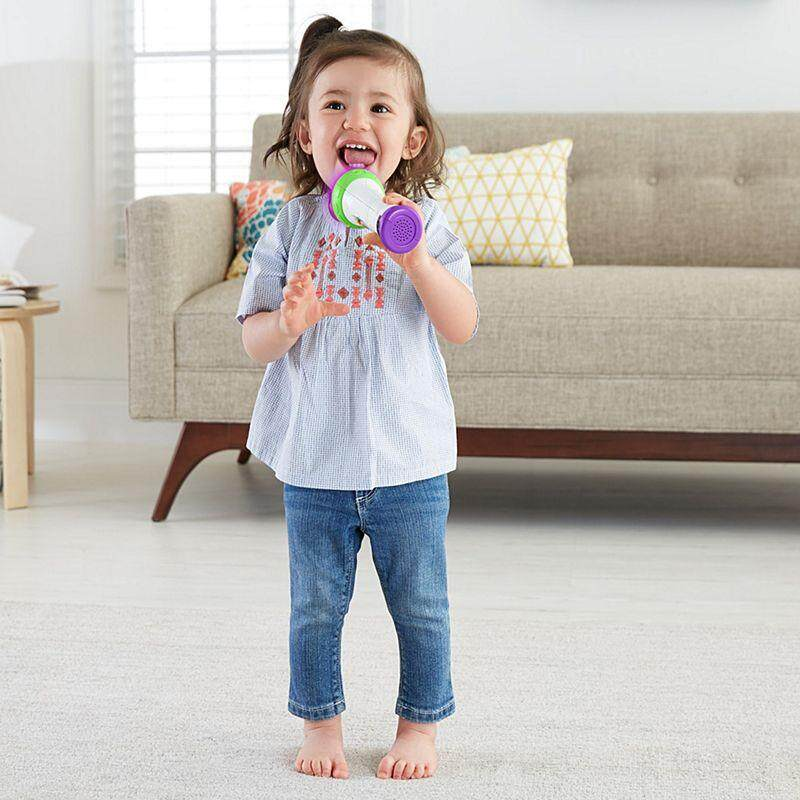 [Fisher-Price] Laugh & Learn Rock & Record Microphone baby toys