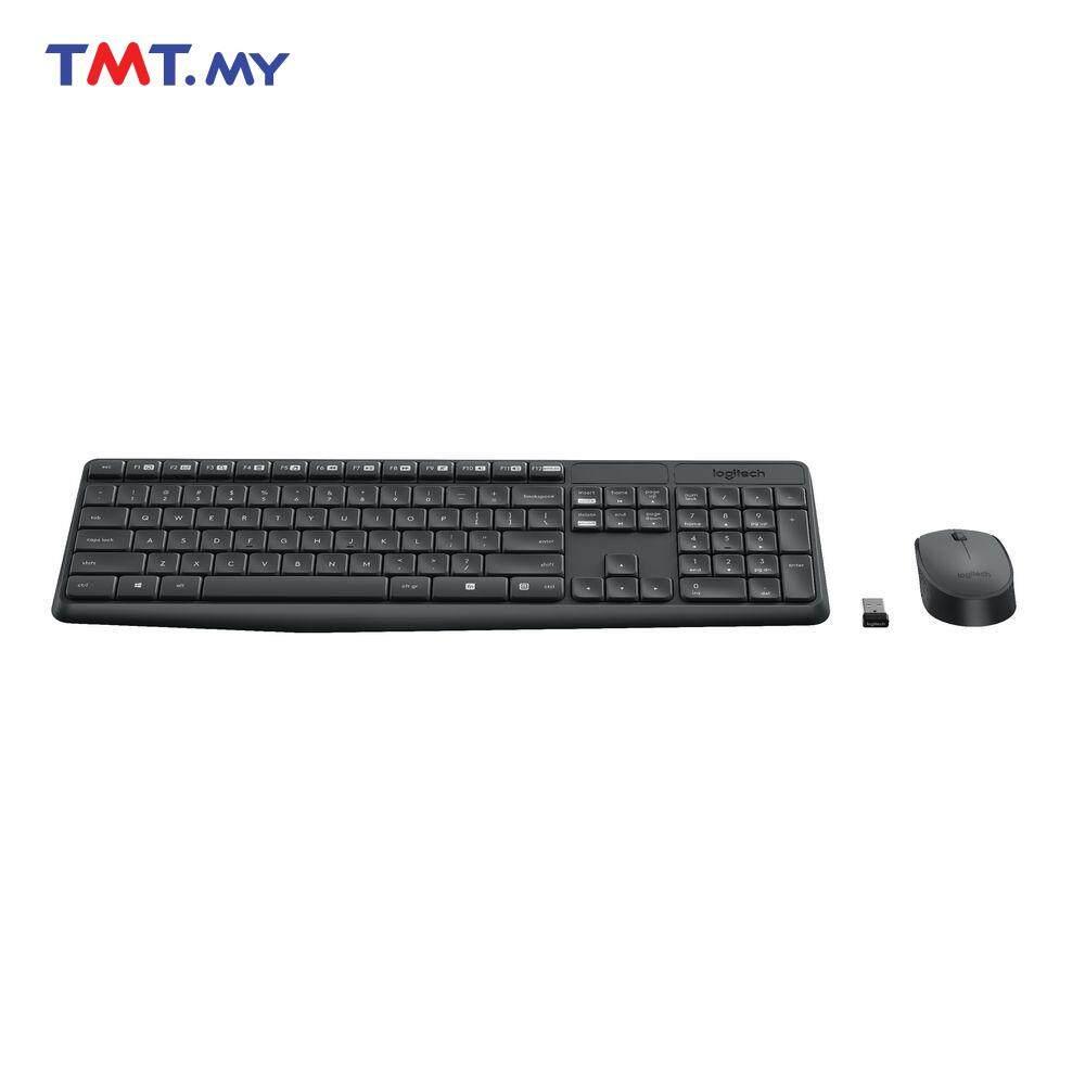 Features Logitech Mk235 Wireless Combo Keyboard X50 Bluetooth Speaker Desktop