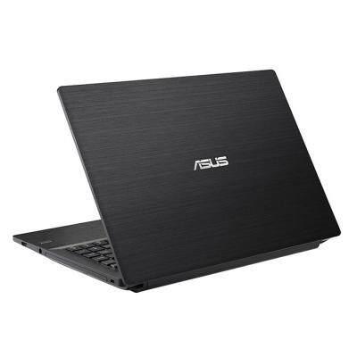 ASUS P2540UV7200 Notebook 15.6 inch Windows 10 Pro Intel i5-7200U Dual Core 2.5GHz 4GB RAM 500GB HDD Fingerprint Recognition HDMI Front Camera (BLACK)