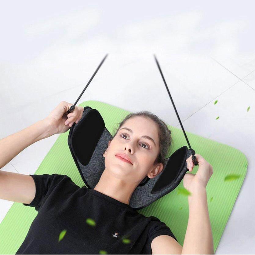 Carcool Home Office Neck Pain Relief Hammock Body Massager Hanger Relax Massage Device - intl