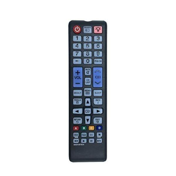 New AA59-00785A Replaced Remote fit for SAMSUNG PLASMA TV UN24H4000AF UN28H4000AF UN28H4000AFXZA UN32JH4005FXZP UN40H4005AF UN48H4005AF UN48H4005AFXZA UN58H5005AFXZA LT24D310NHL/ZA PN43F4500 - intl