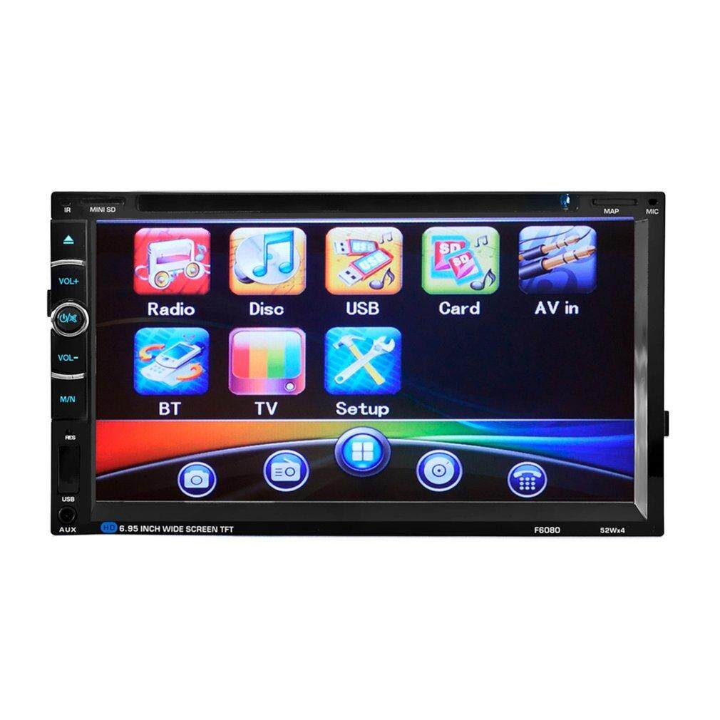 Sale Ustore 7In 2Din 800 X 480 Car Stereo Radio Dvd Player Usb Bluetooth Fm