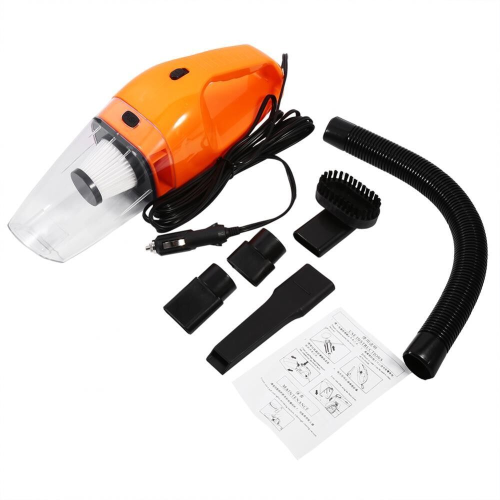 List Price Shanyu 3 Colors Useful 12V 120W Portable Handheld Wet Dry Auto Car Vacuum Cleaner With 5M Cable Intl Oem