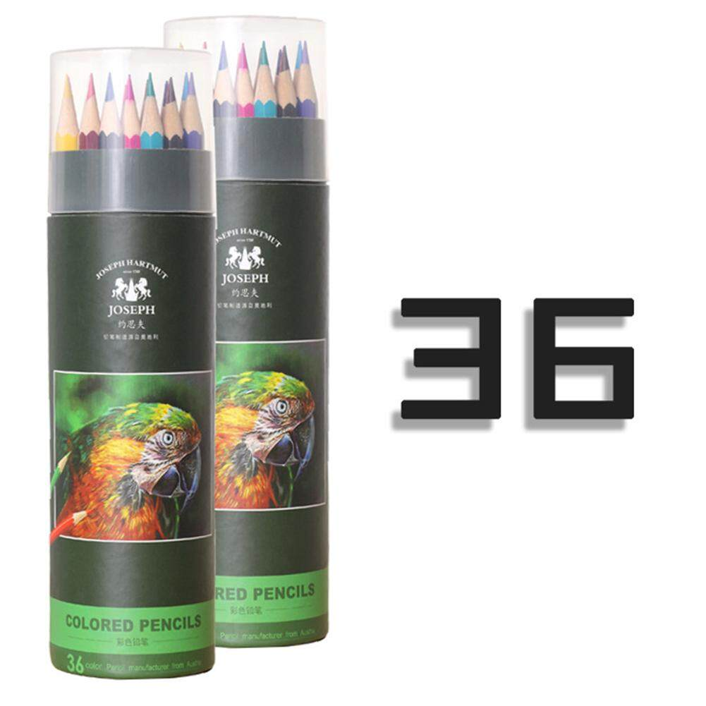 Mua Eco-friendly Art Coloured Pencils Oily Drawing Pencils for Kids & Adults Lead Color:36 colors - intl