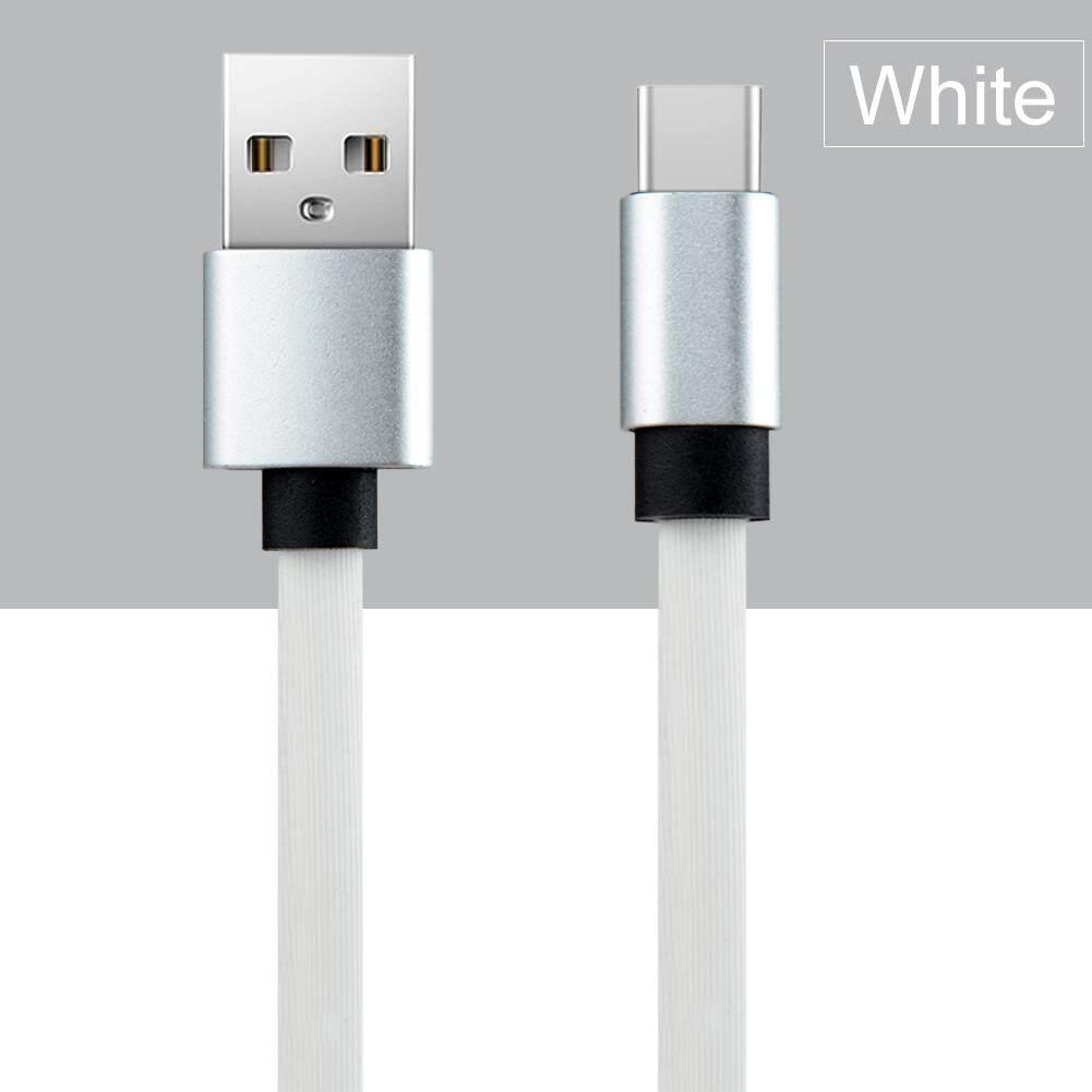 1 M Sepanjang Tipe C USB Tanggal Sinkronisasi Pengisi Daya Kabel untuk Samsung-Internasional
