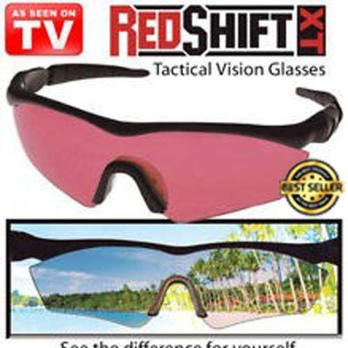 RED SHIFT XT Prevent Ultraviolet Bright Light Prevent Radiation Glasses