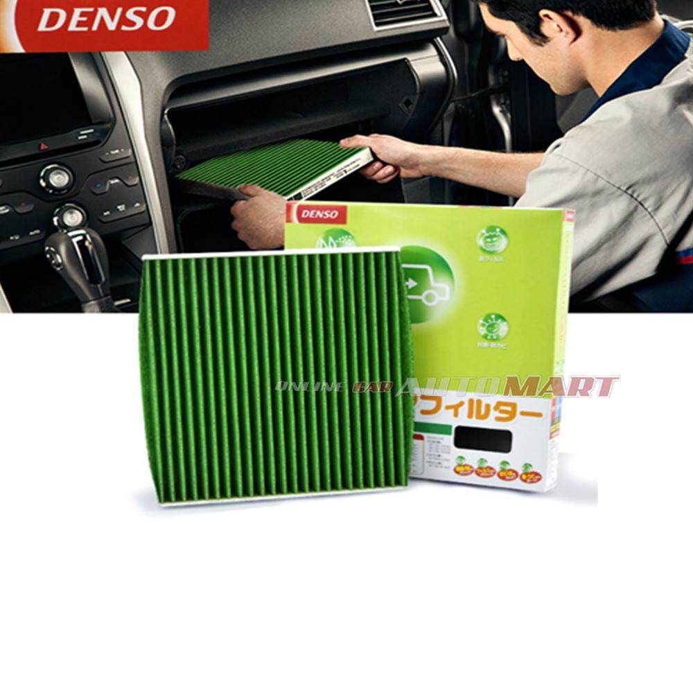 DENSO Cabin Air Filters (Air Conditioner Filter) DCC-1009 for Toyota Prado Yr 2015-2018