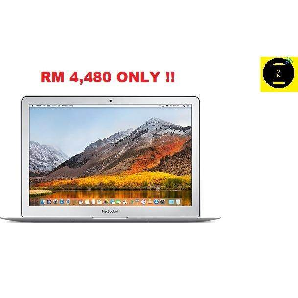 13 Macbook Air MQD42 (New Model) W/ International Warranty *256GB SSD* Malaysia
