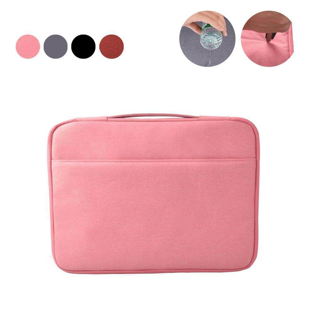 isoopmn Laptop Sleeve Handbag Waterproof Notebook Case Bags For Macbook Air 11 13 Pro 13 15 Retina 12 13 14 15 Inch Laptop Bag