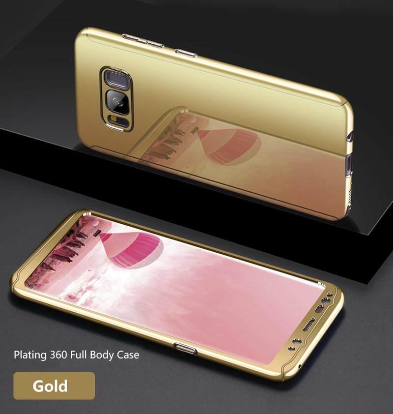 สำหรับซัมซุงกาแล็คซี่หมายเหตุ 8 เคสเลิศหรูเคสมือถือสะท้อนเงาปลอกเคสป้องกันทั้งตัวสำหรับ Samsung note8 Shing เกราะ - INTL