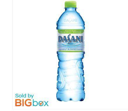 [BUNDLE 24] Dasani Mineral Water 24 x 600ml