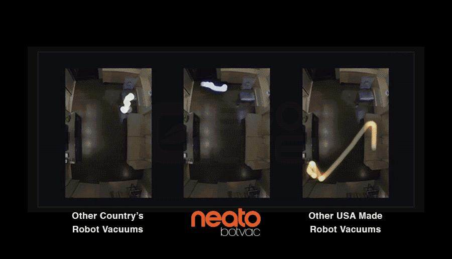 Neato D5 robotic vacuum cleaner