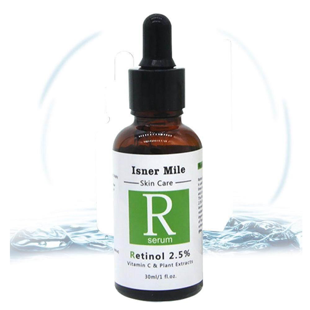 Sobuy 30 Ml Serum Asam Hyaluronic Retinol Serum untuk Wajah Anti Penuaan Organik Anti Kerut Topikal Serum Wajah -Internasional