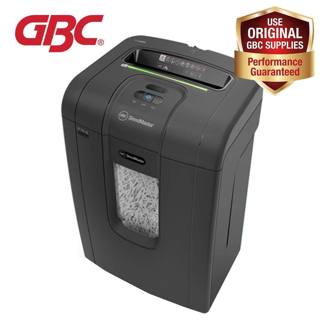 GBC Mercury RSS2434 Small Office Shredder