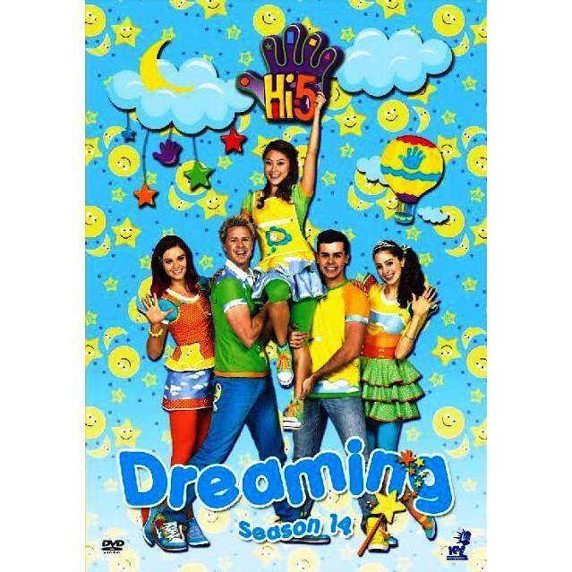 Hi-5 Season 14 Dreaming (Australia Series) DVD