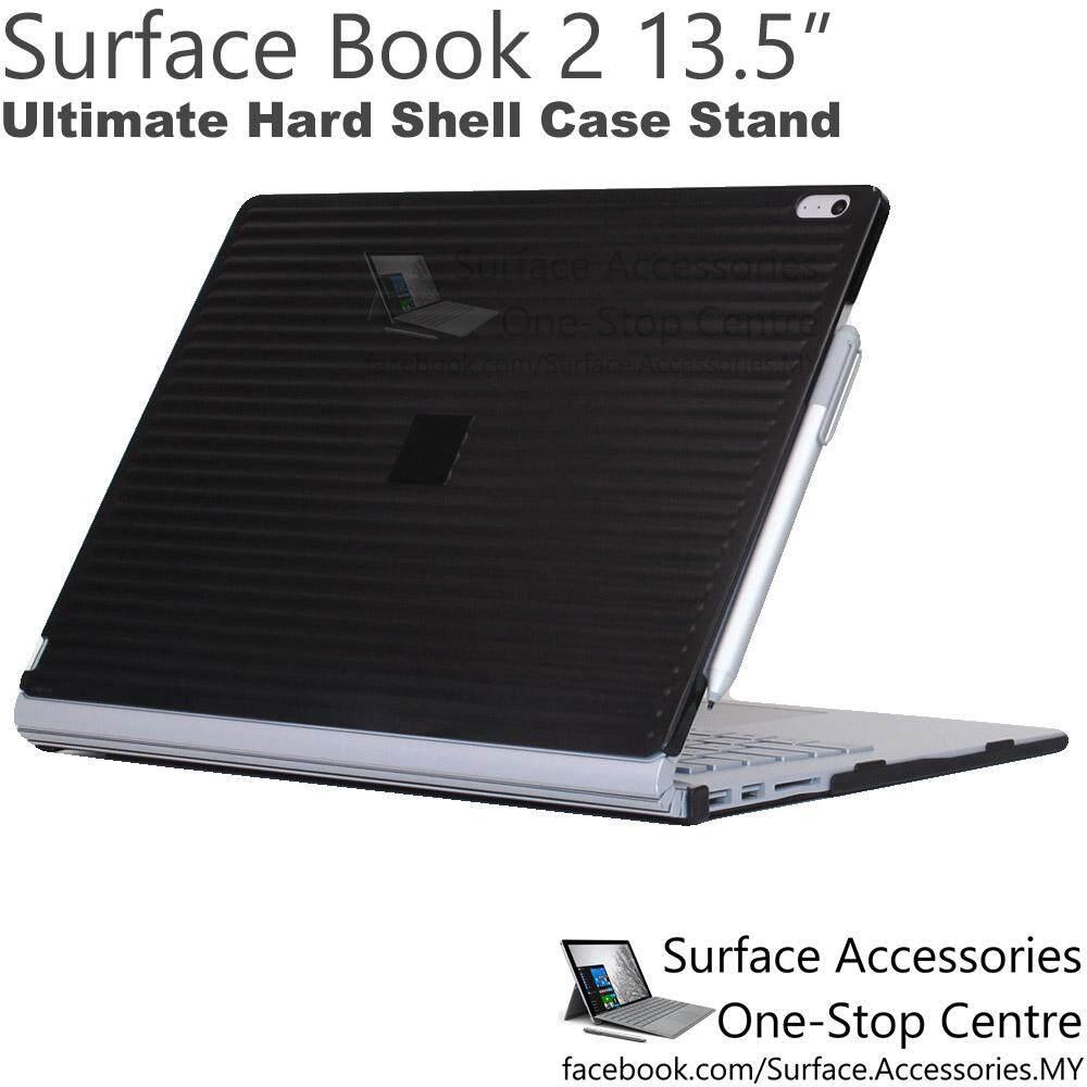 "[MALAYSIA]Microsoft Surface Book 2 13.5"" Ultimate Case Stand Cover Surface Book Flip Case Surface Book Cover Surface Book Stand"