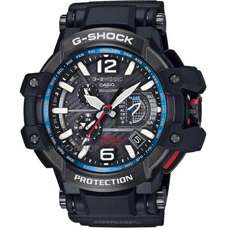 Casio G-Shock Premium Gravitymaster Black/blue Malaysia