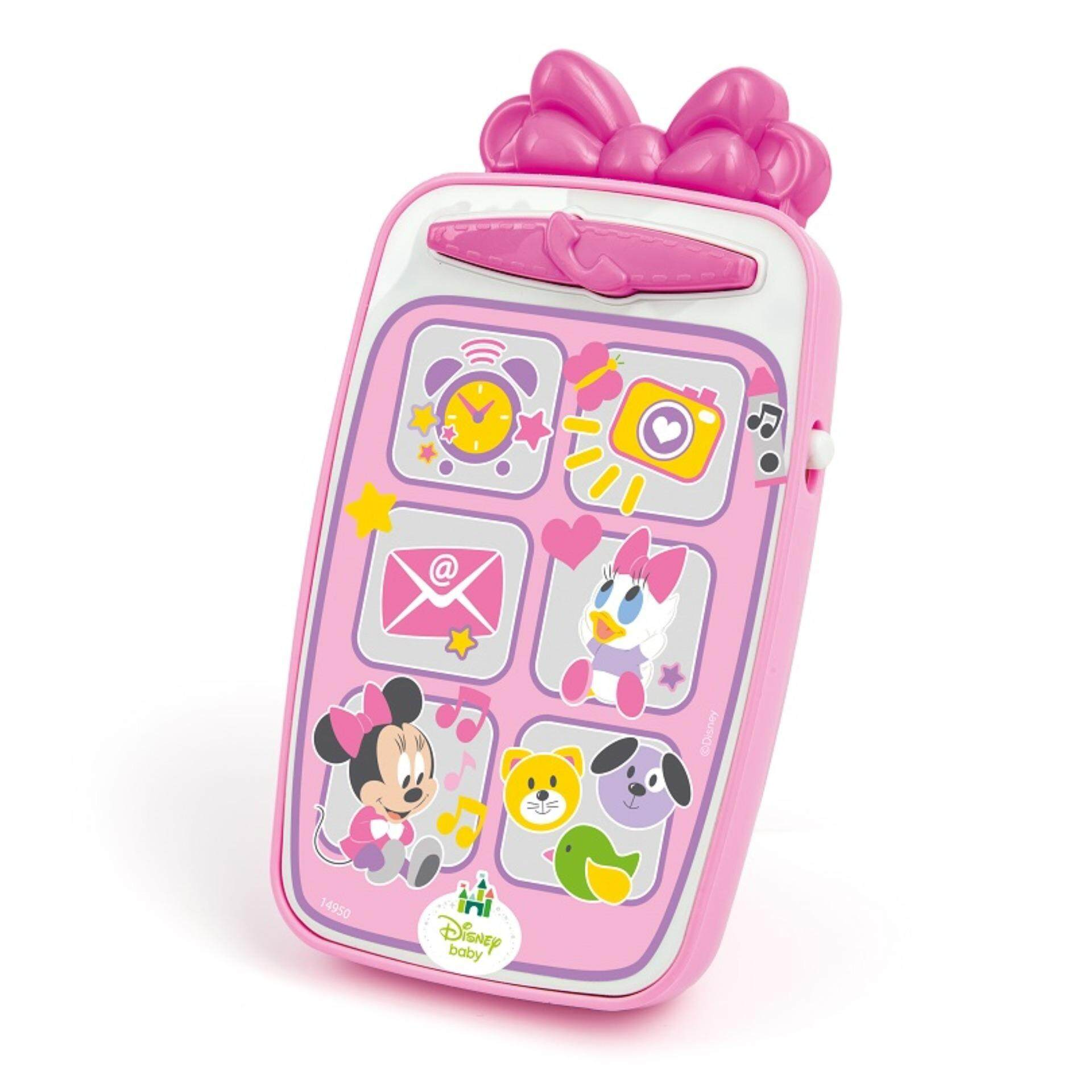Disney Baby Developmental Musical Smartphone Toys - Minnie toys education