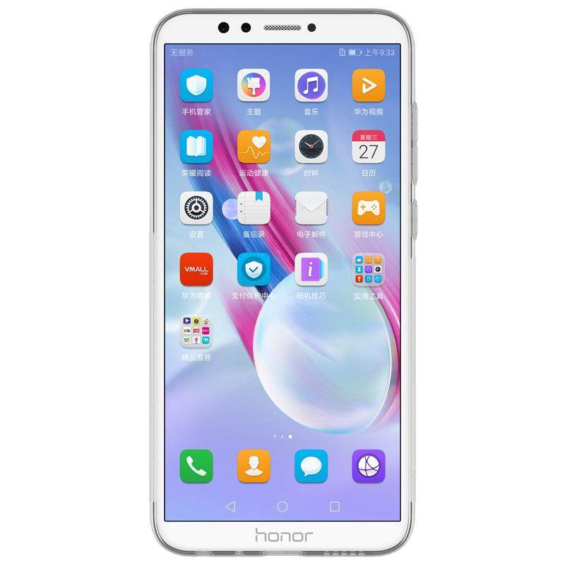 Detail Gambar Nillkin Nature Series Transparent Clear Silicon Back Cover TPU Case For Huawei Honor 9 Lite with retail package (5.65 inch) - intl Terbaru