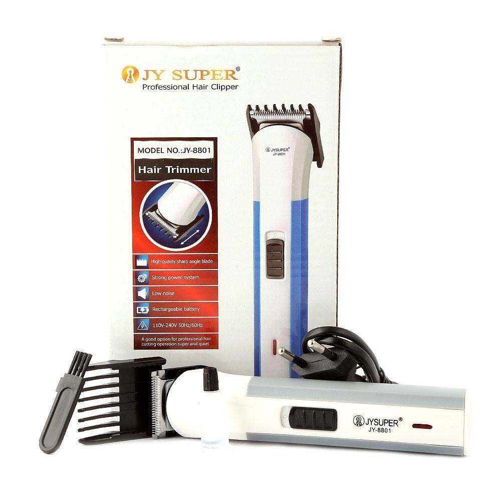 JY SUPER JY-8801 Corded & Cordless Trimmer