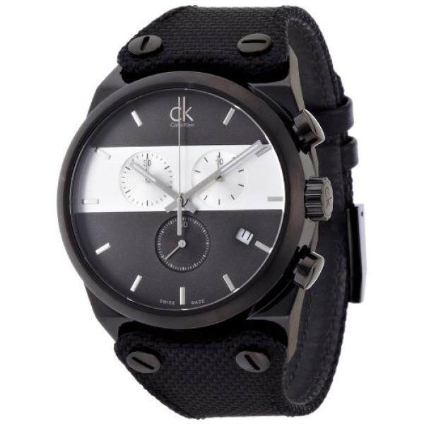 Calvin Klein Eager Mens Quartz Watch K4B374B3