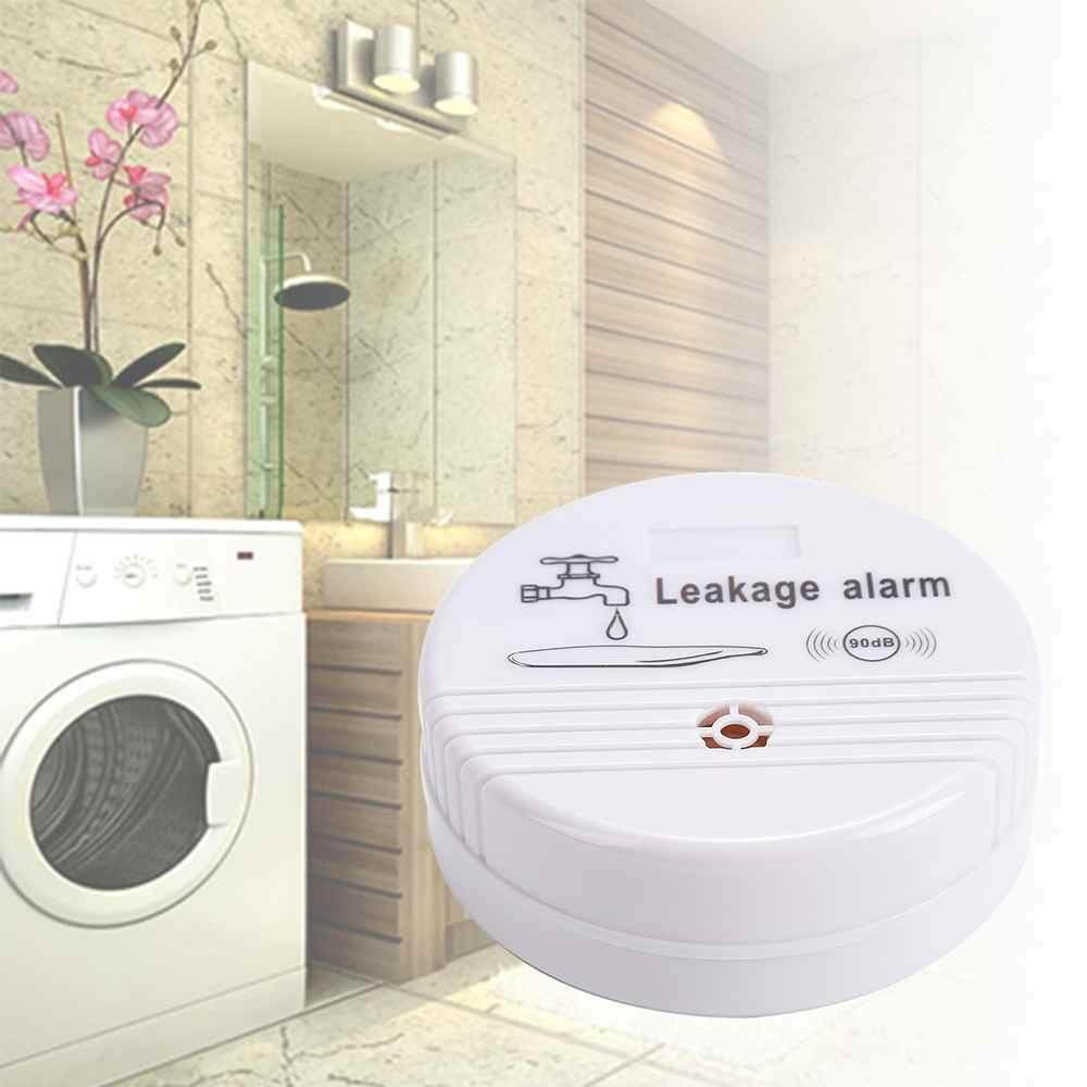 【Yupt】The New Excellent Quality Water Leakage Detection Detector Sound Alarm Sensor Home Alarm Security Leak Detector Alert System Water Leak Sensor - intl