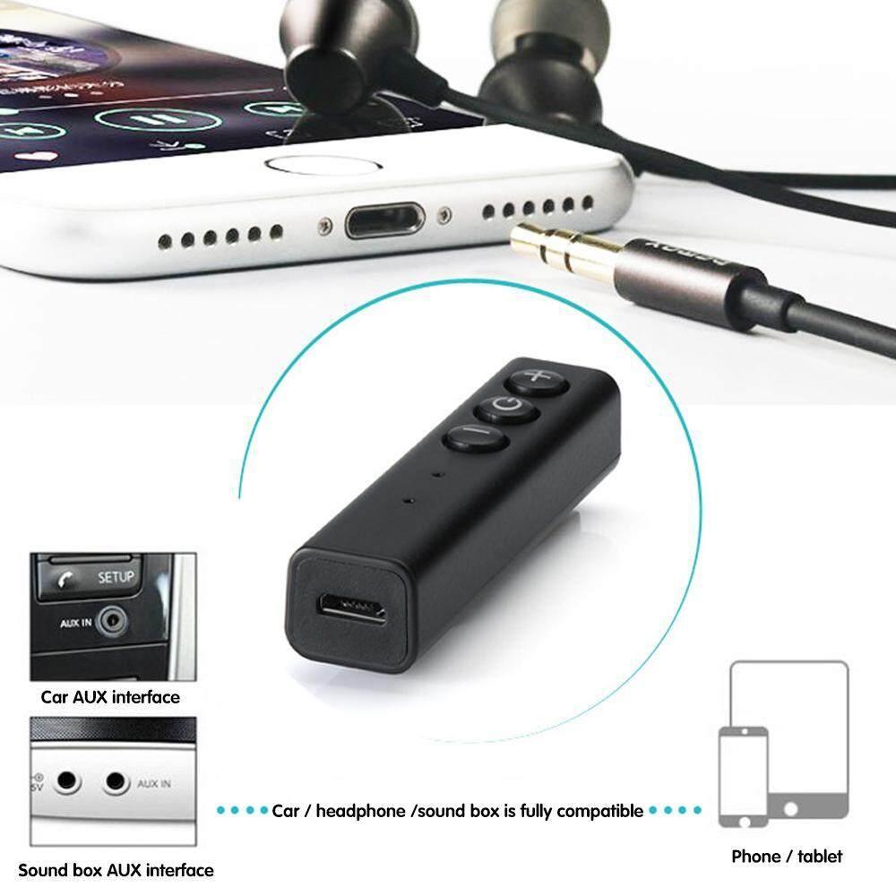 Womdee Pen Clip Bluetooth Receiver, Black