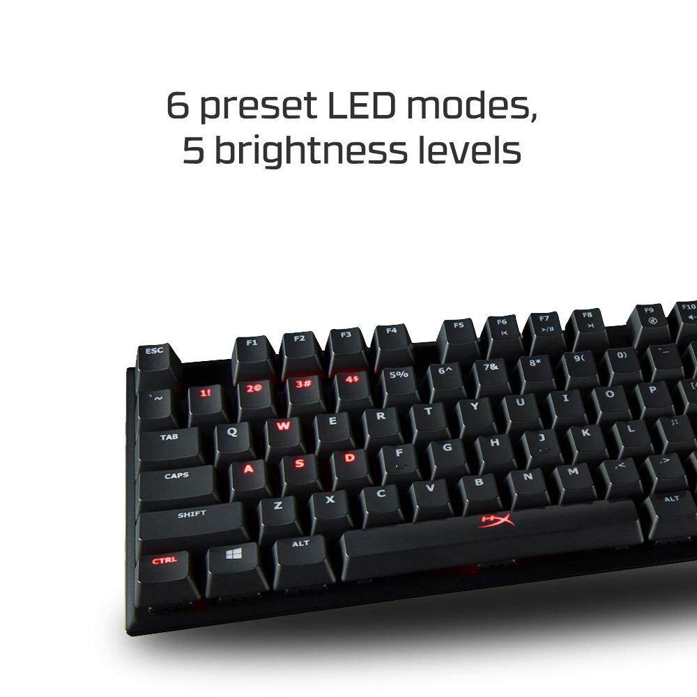 Detail Gambar HyperX Alloy FPS Mechanical Gaming Keyboard Cherry MX Blue (HX-KB1BL1-NA/A3) Terbaru
