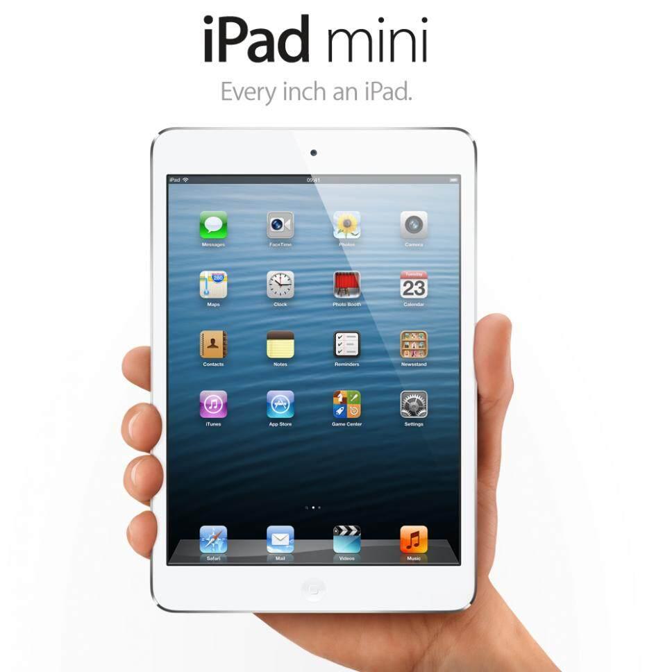 Apple Ipad Mini 1 16GB Wifi (Used) Malaysia