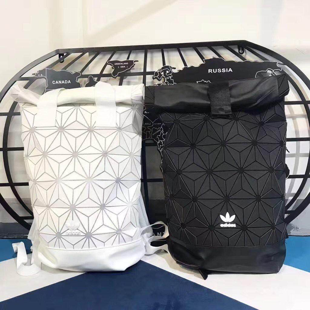 Adidas Originals 3d Roll Top Backpack Red Fenix Toulouse