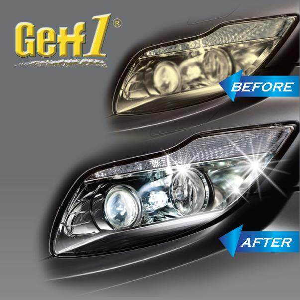 Getf1 Car Care Crystal Light Headlamp Polish Restoration