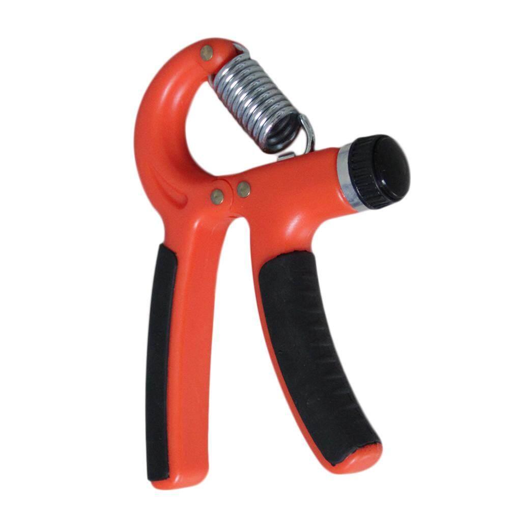Alat Latihan Otot Jari Tapak Tangan Adjustable 10 40kg Hand Grip Olahraga Membuat Kuat Sehat Getek Cengkeraman Pelatih Gripper Untuk Pergelangan