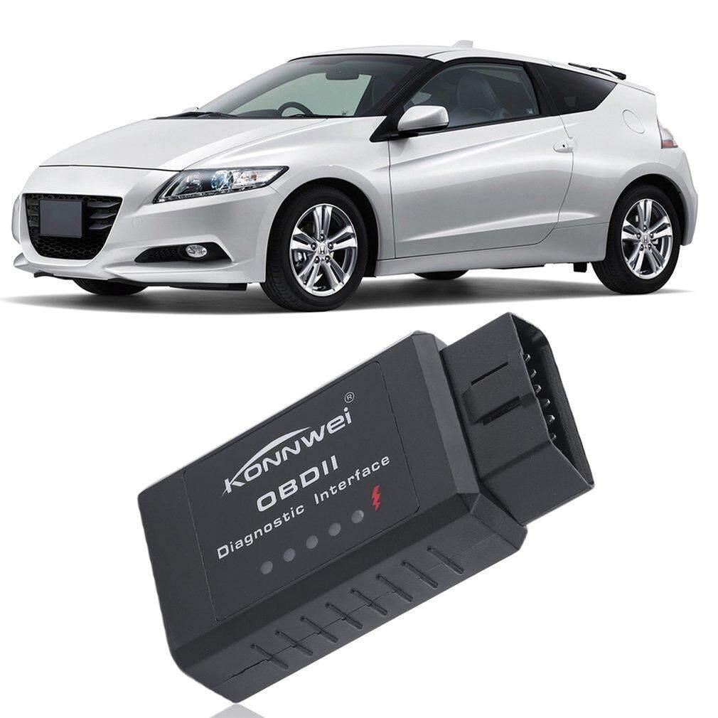 Gearray KW910 Bluetooth OBD2 Auto Adaptor Pemindai Alat Pemindai Diagnostik Kesalahan-Intl