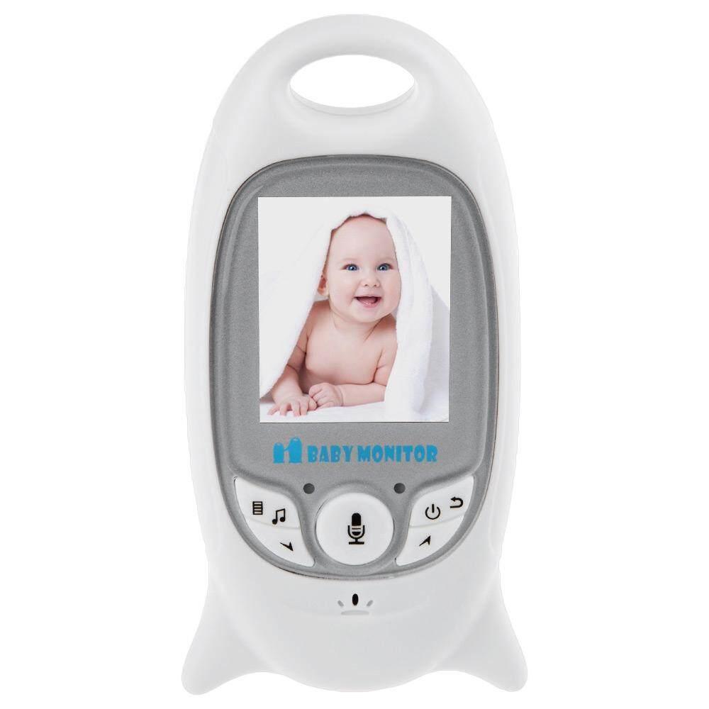 VB601 2.4G WIRELESS BABY VIDEO MONITOR WITH NIGHT VISION TWO-WAY TALK LCD DISPLAY TEMPERATURE MONITORING (US PLUG/UK PLUG/EU PLUG)