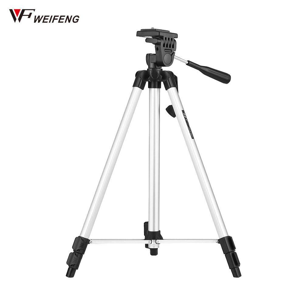 Buy Sell Cheapest Weifeng Wt3770 Portable Best Quality Product Tripod Stand 4 Section Aluminium Legs With Brace Wt 3110a Smartphone Kamera Handycam 330a Lightweight Photography Aluminum Alloy Max Load 3kg 1