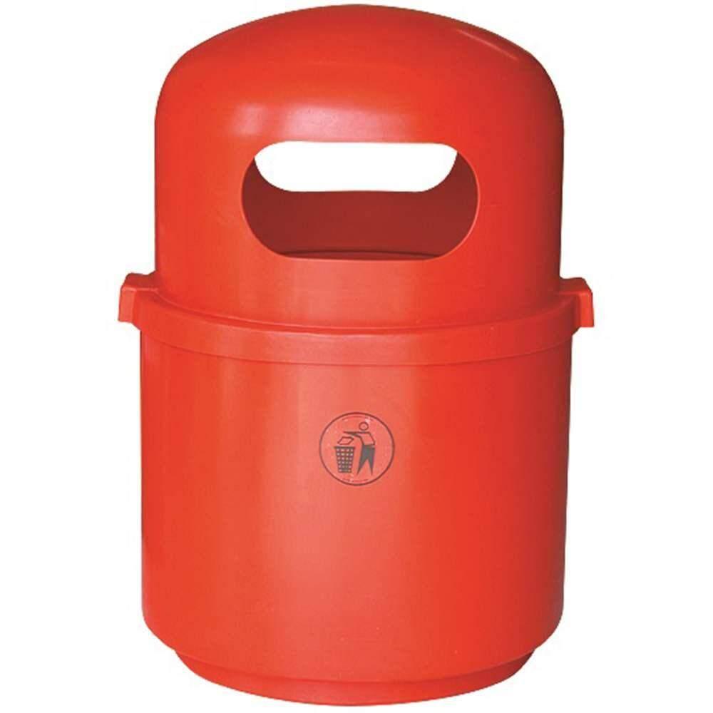 Rivershop 150Litres Multi-Purpose Summer Polyethylene Garbage Compost Wastebin Dustbin Rubbish Trash for Home / Office / Restaurant / Commercial Tong Sampah Serbaguna