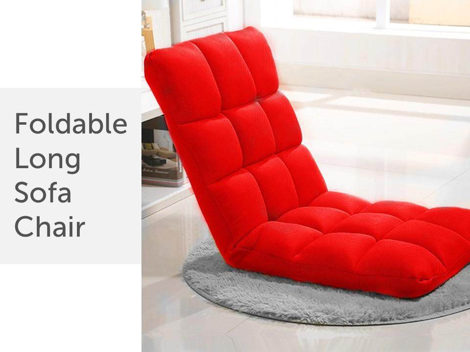 Specifications Of LIKE BUG : Foldable Long Sofa Chair   Red