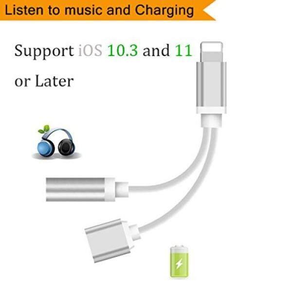 Adaptor Lightning & Splitter untuk iPhone X, Iphone 8/8 PLUS IPHONE ...