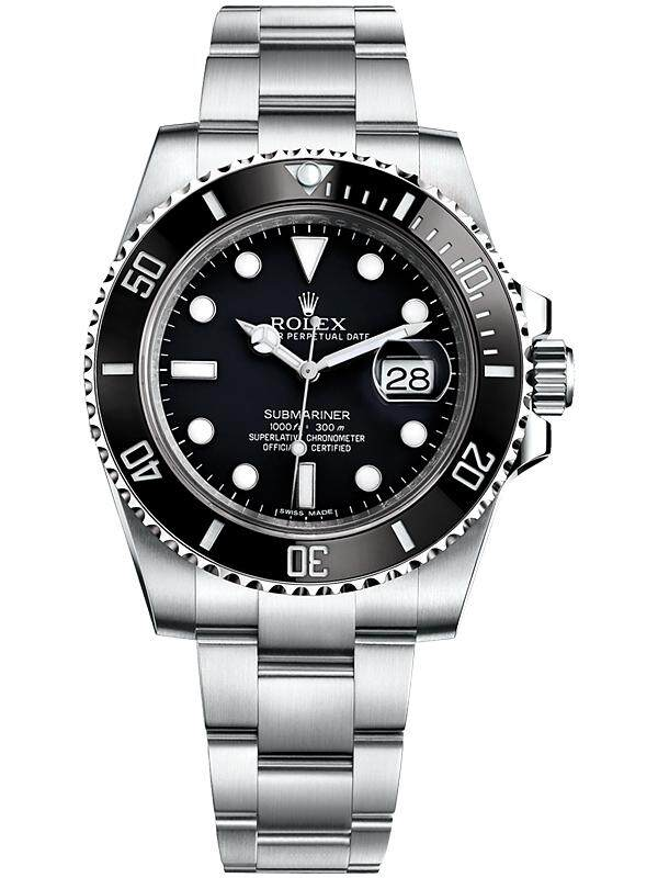 ( 2019 Collection ) ROL LEX SUBMARINER SILVER STRAP