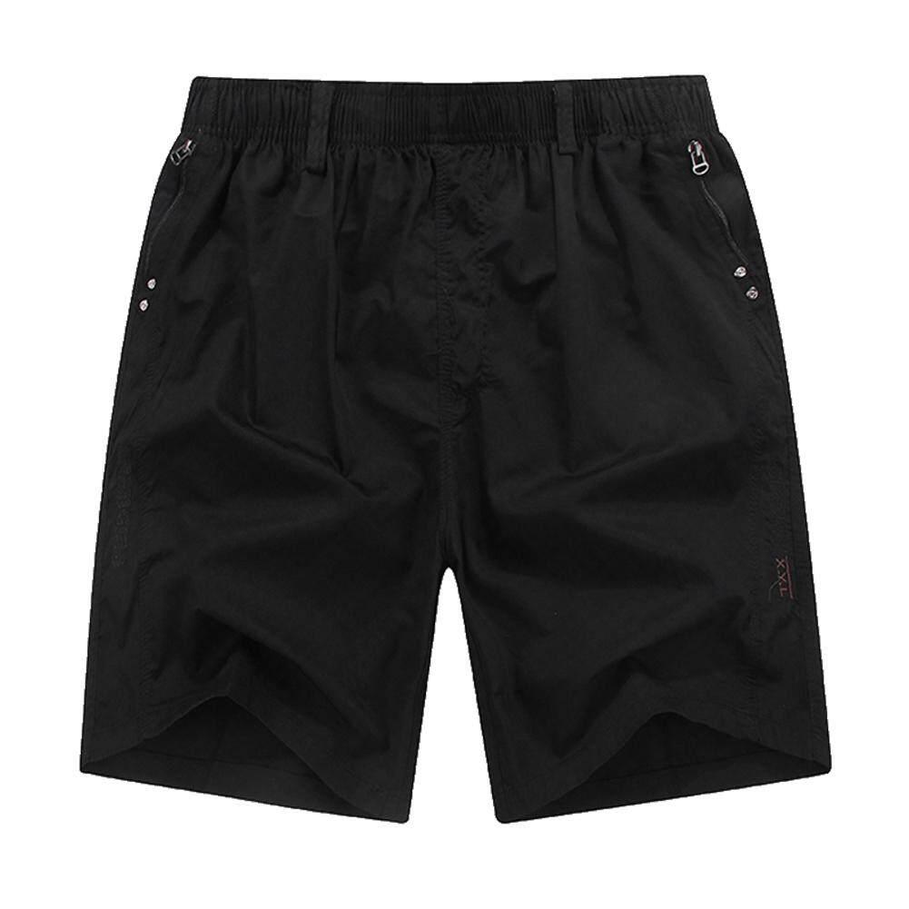 Review Large Sizes Summer Men Board Shorts Beach Shorts Sports Casual Shorts Intl Hong Kong Sar China