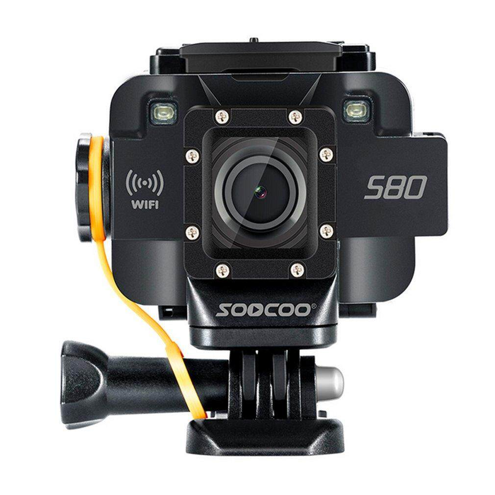 SOOCOO S80 HD 1080P Wireless Action Camera 1.5 Inch WIFI Sport Helmet Camera - intl