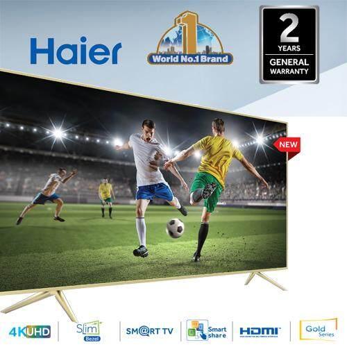 Haier LE65U6600U Smart 4K Ultra HD 65 Inch TV