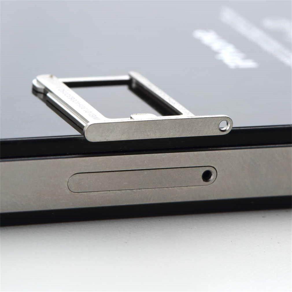 Hình ảnh USTORE Thẻ Micro SIM Khay Đựng Khe Cắm Thay Thế cho Apple iphone 4 s 4th-quốc tế