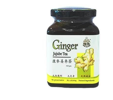 Khang Shen Herbs Ginger Jujube Tea