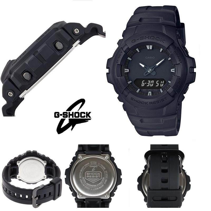 Casio G-shock G-100BB-1A International Manufacturer Warranty ... ad0cdbc37