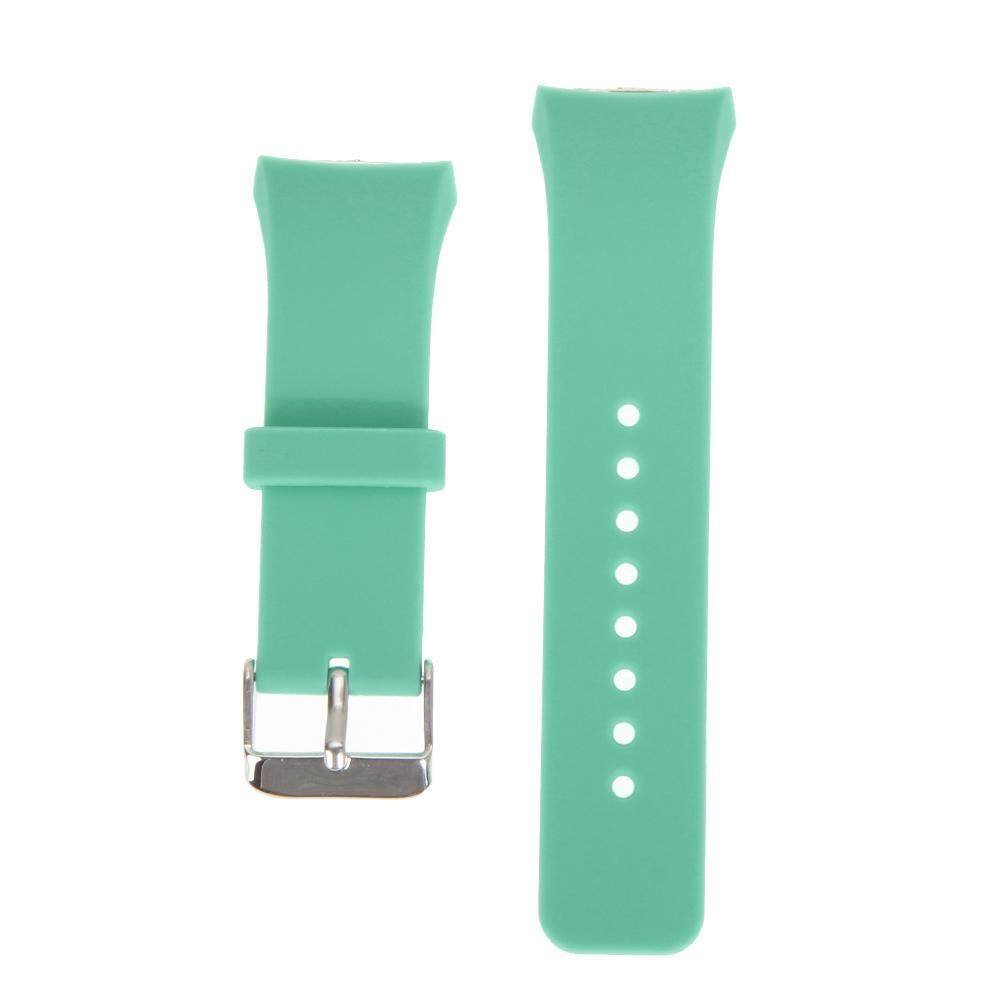 Silicone Watch Band Strap For Samsung Galaxy Gear S2 SM-R720(Green)